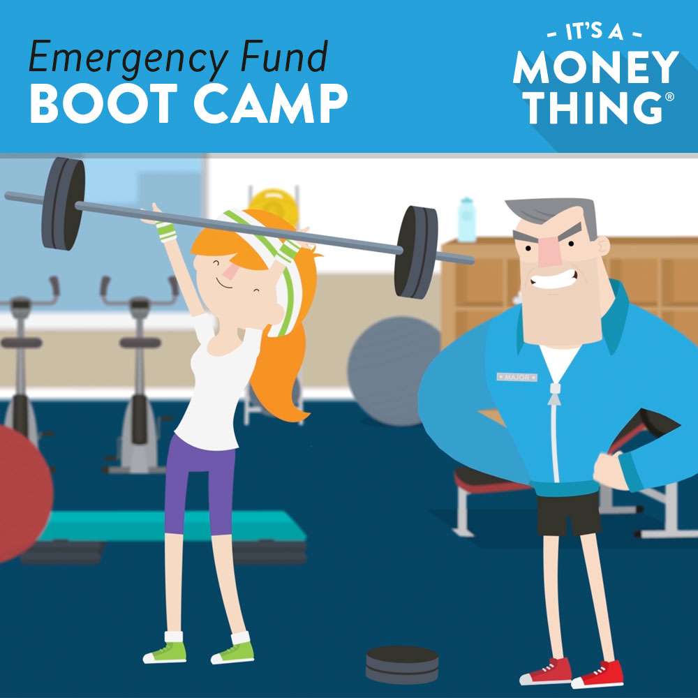 Emergency Fund Boot Camp