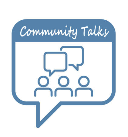 Community Talks Logo