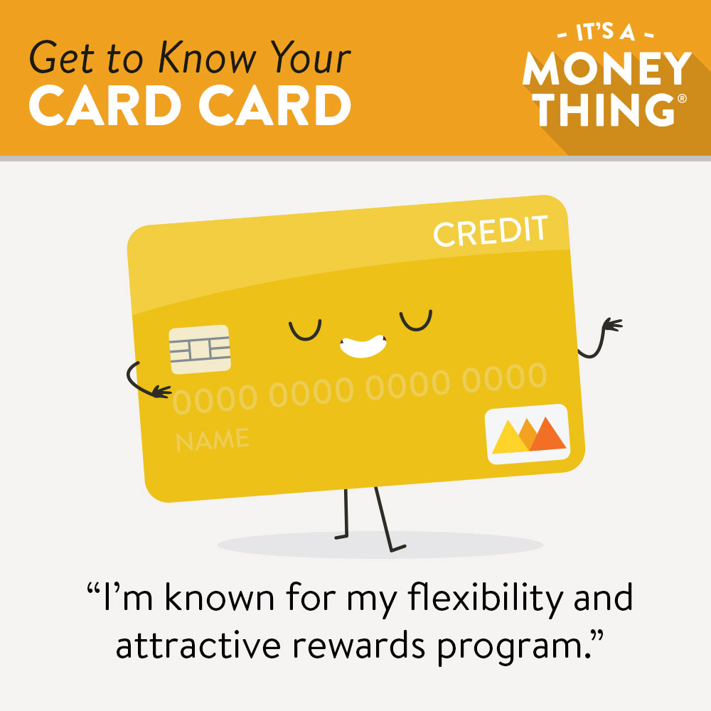 Get to know your credit card