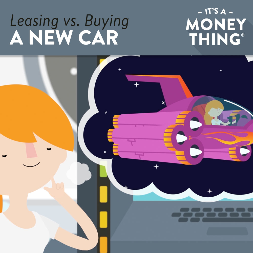 leasing versus buying a new car