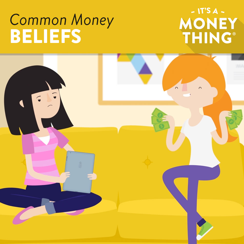 common money beliefs seeking out financial advice