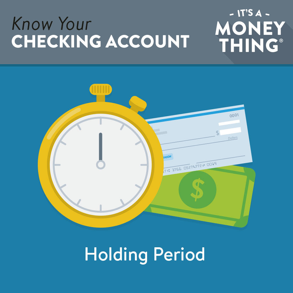 Know your checking account