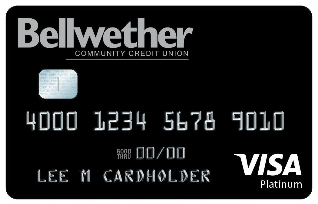 Visa Cards  Bellwether Community Credit Union