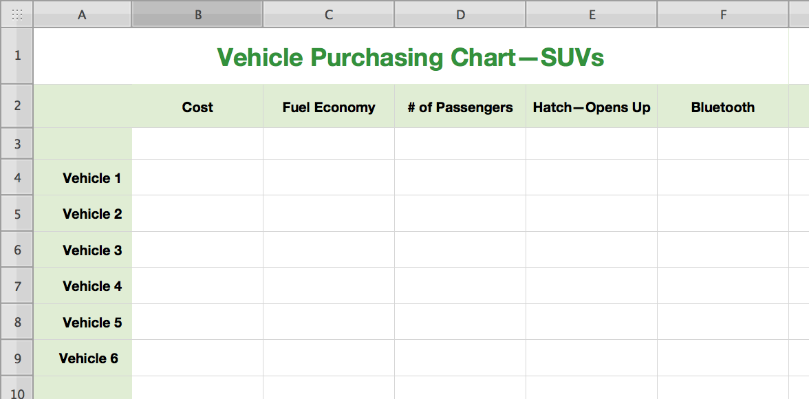 Click The Image To Download This Spreadsheet To Track Your